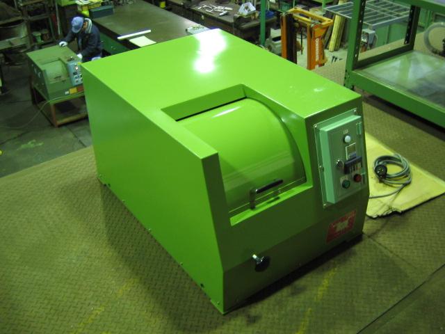 遠心バレル研磨機 TAB-14B型 ポット脱着式 1Lポット 標準機