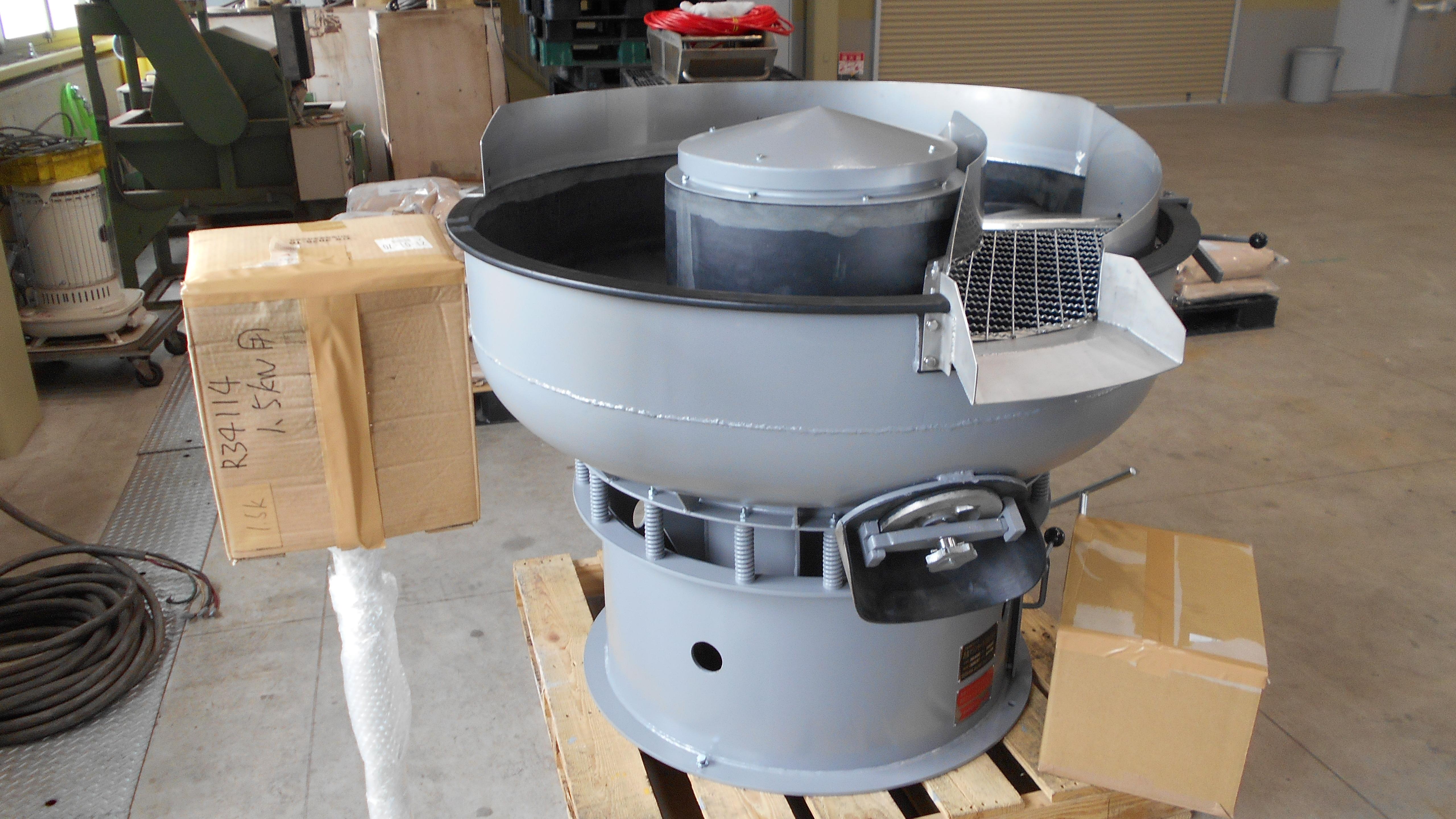振動バレル研磨機 FM-10HD